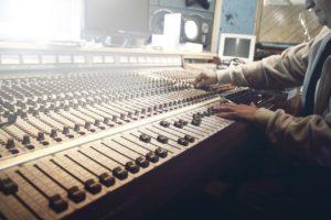 | man-person-technology-music
